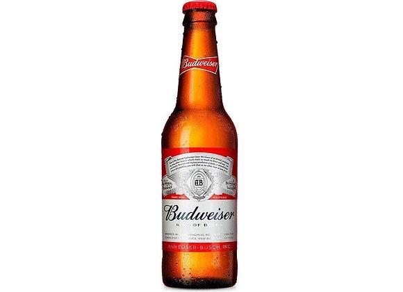 Cerveza Budweiser 355cc