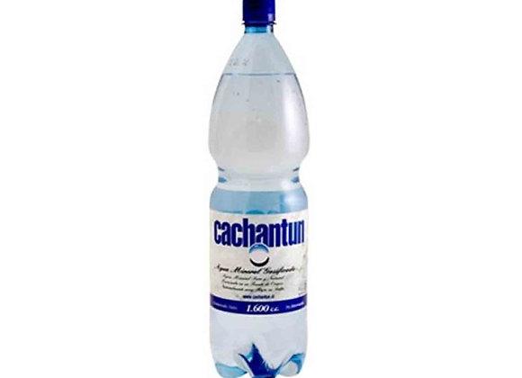 AGUA CACHANTÚN CON GAS 1.6 LT