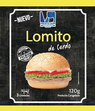 Lomito Cerdo GVS Sachet 120grs