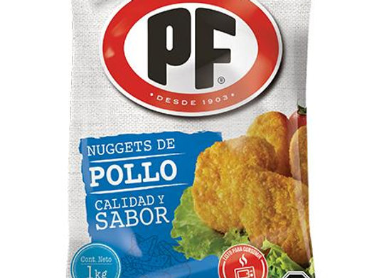 Nugget Pollo PF 1 kg
