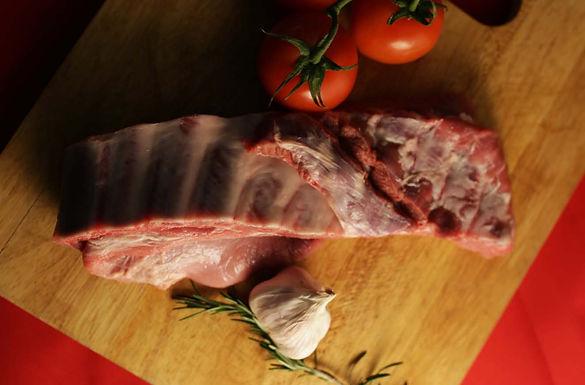 Costillar de Cerdo nacional kg.