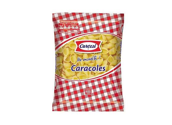 Caracoles CAROZZI 400 Grs.