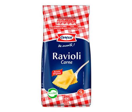 Ravioli Carne Carozzi