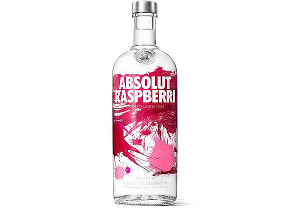 VODKA ABSOLUT RASPBERRI 40°