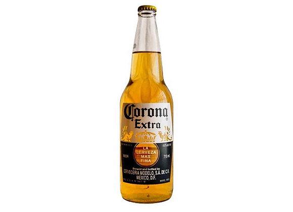 Cerveza CORONA 710 cc Botella