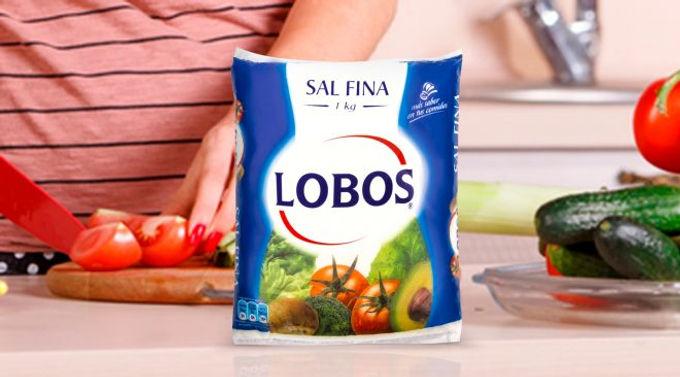 Sal fina Lobos 1kg