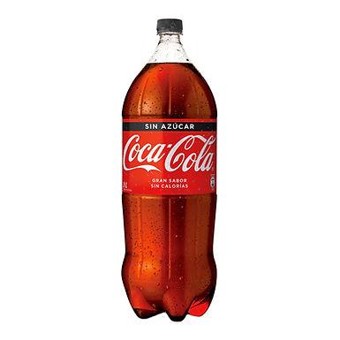 Coca Cola Zero 3 Lts Desechable