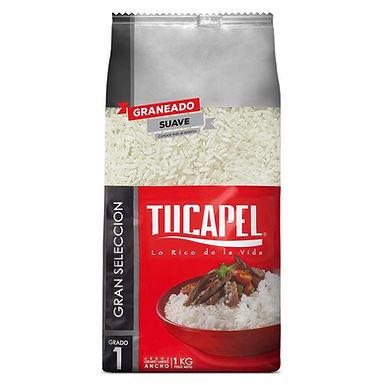 Arroz Tucapel 1 Kg grado1