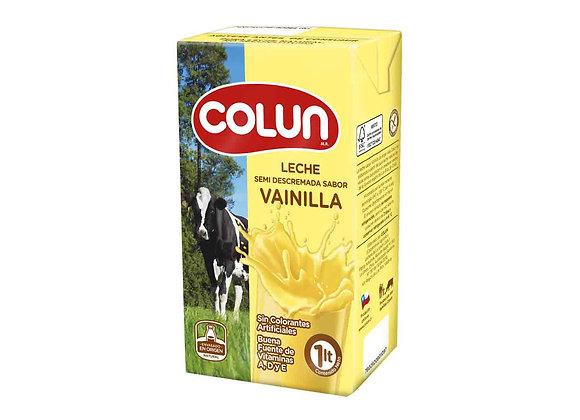 Leche Colun VAINILLA 1 LT