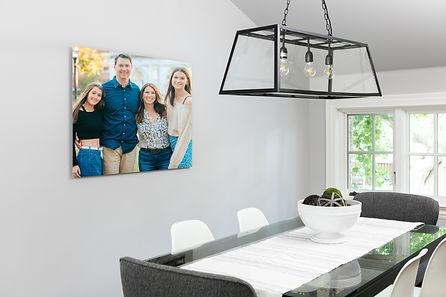 Dining Room Metal Print.jpg