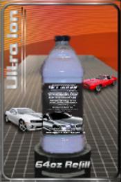 64 oz. DWG Waterless Car Wash Ultra-Ion Refill