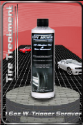 DWG All-Weather Tire & Treatment / 16 oz. with Trigger Sprayer
