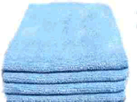 "14"" X 14"" Micro Fiber Buffing Towels / Each"