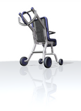 Travel High Chair/ Stroller