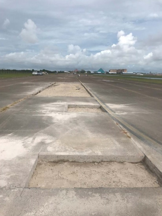 Taxiway E Pavement Repairs
