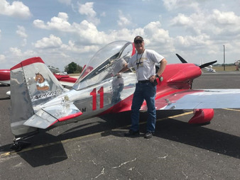 UPDATE: The Galveston Island 150 Air Race