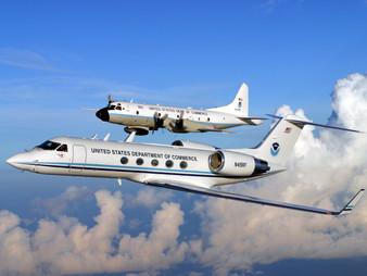 2016 NOAA Hurricane Awareness Tour comes to Scholes Airport