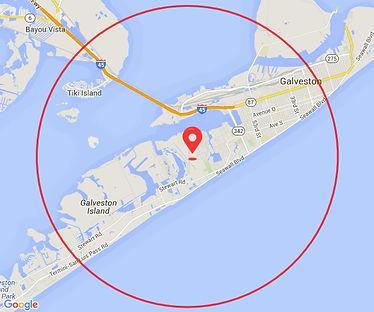 UAS Drone Operations in Galveston