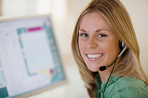 All of our customer service representatives are ready to assist you.