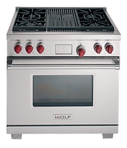 We perform repair on all major kitchen and gourmet cooking appliances.