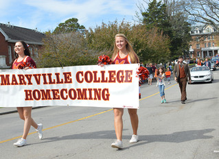 Top Ten Activities to Complete During Your Time at Maryville College
