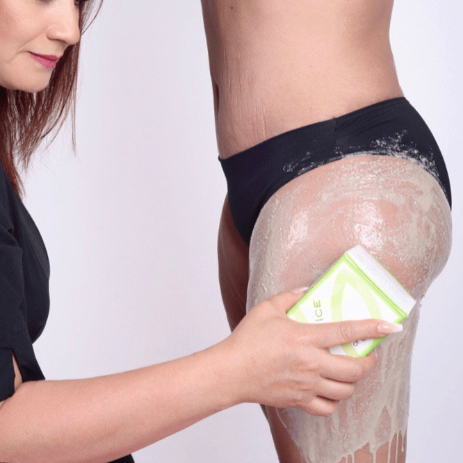 Pleasure-Ice Sculpting Service Full-Body