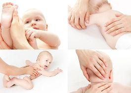 Ostéopathie bébé Lausanne