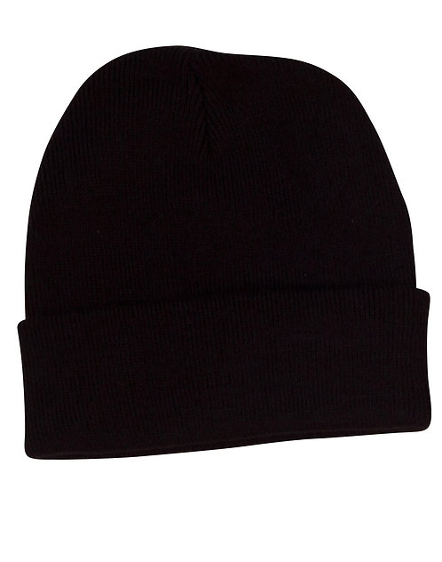 ROLL UP ACRYLIC BEANIE