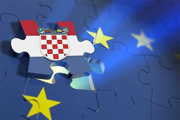 Most koji spaja Hrvatsku