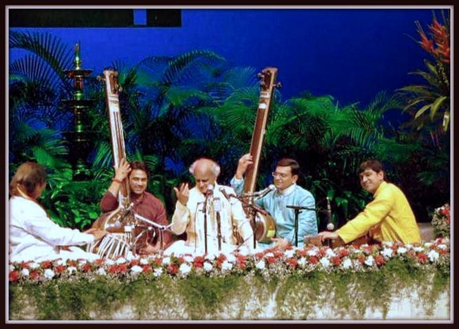 shriram shankarlal music festival