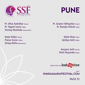 Swara Samrat festival -2
