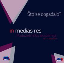 Poduzetnička akademija: in medias res - što se događalo?