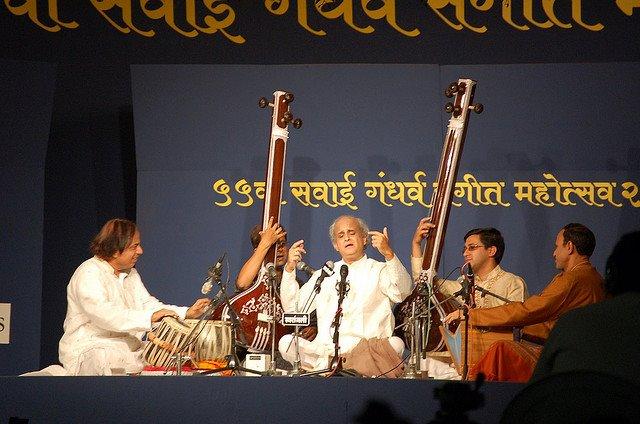Sawai Gandharwa Festival,Pune