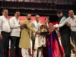Pt Ram Marathe Puraskaar 2018