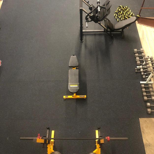 Bench Press & Leg Press