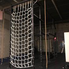 Cargo Net & Climbing Ropes