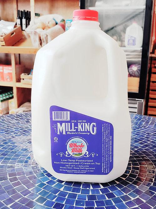 Mill-King Whole Milk Gallon