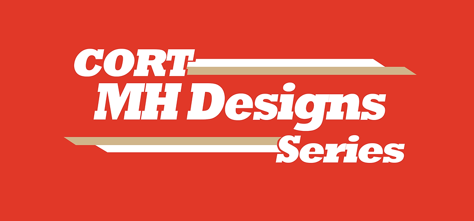 CORT MH Designs Retro Logo twitter icon.