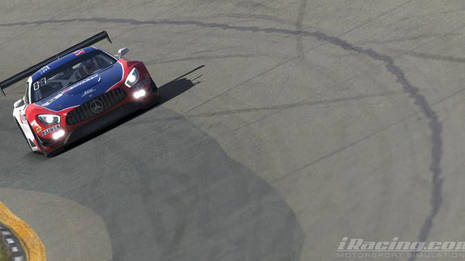 Sweet Wins A Wild CORT GT Race From The Glen