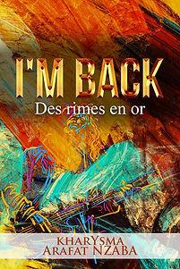 Le livre_ I'm Back (Des rime en or) disp