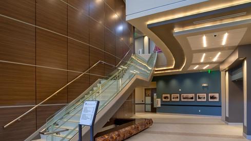 Erie Medical Center Lobby