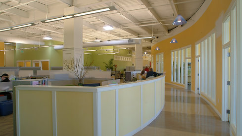 Fresh Produce Office and Meeting Spaces
