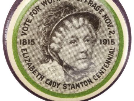 Elizabeth Cady Stanton & Farmington