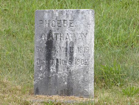 Phebe Hathaway: Meeting the Moment on Temperance, Abolition, and Woman's Rights