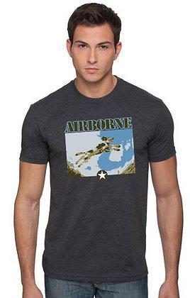 K9s AIRBORNE MENS Shirt