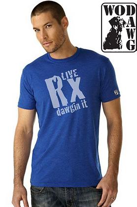 LIVE Rx Fitness MENS Shirt