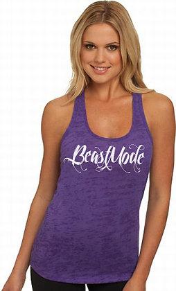 BeastMode Fitness Burnout Tank