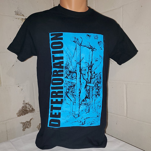 Deterioration -  The Sawing T-shirt