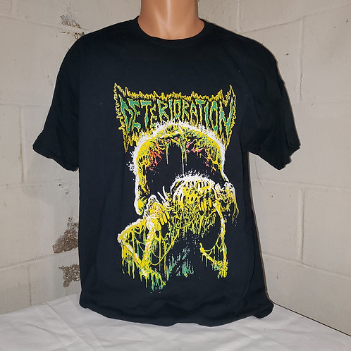Deterioration - Swamp Thing 2016 Tour T-Shirt