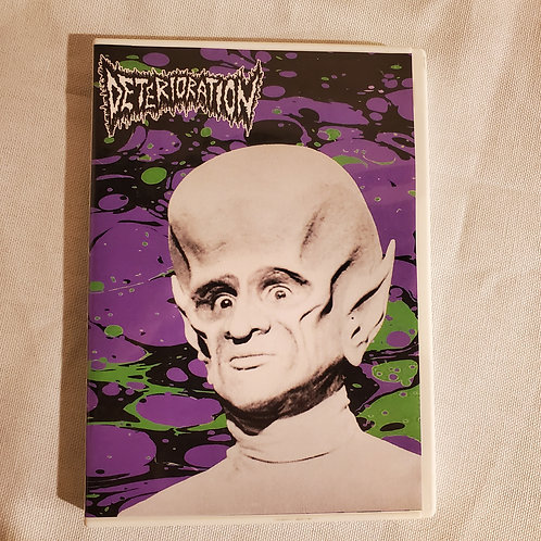 Deterioration - An Example Must Be Made CD